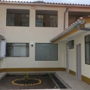 centro de salud construído por Hurteco