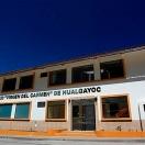 centro de salud construído por Hurteco4
