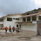 centro de salud construído por Hurteco3