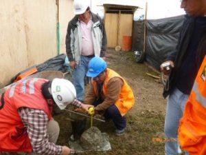 Laboratorio de mecánica de suelos