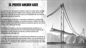puente golden