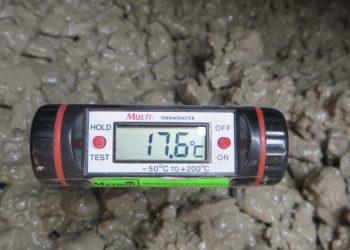 MEDIDA DE TEMPERATURA DE CONCRETO FRESCO – ASTM C 1064